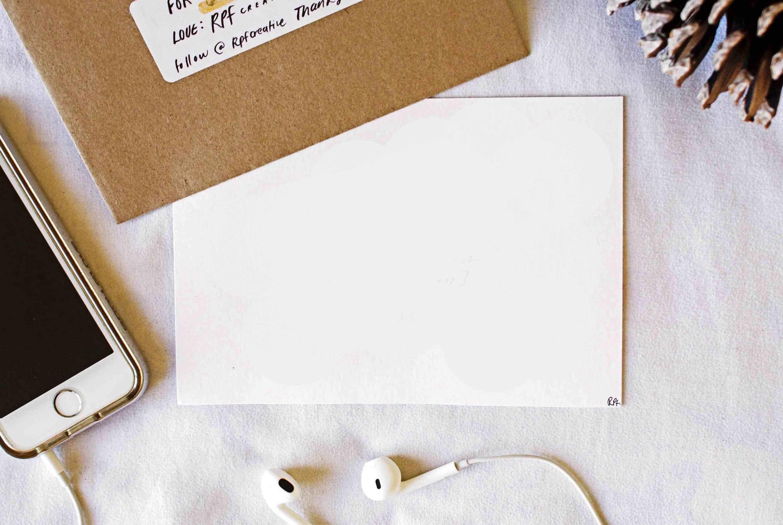 schrijf therapie brieven