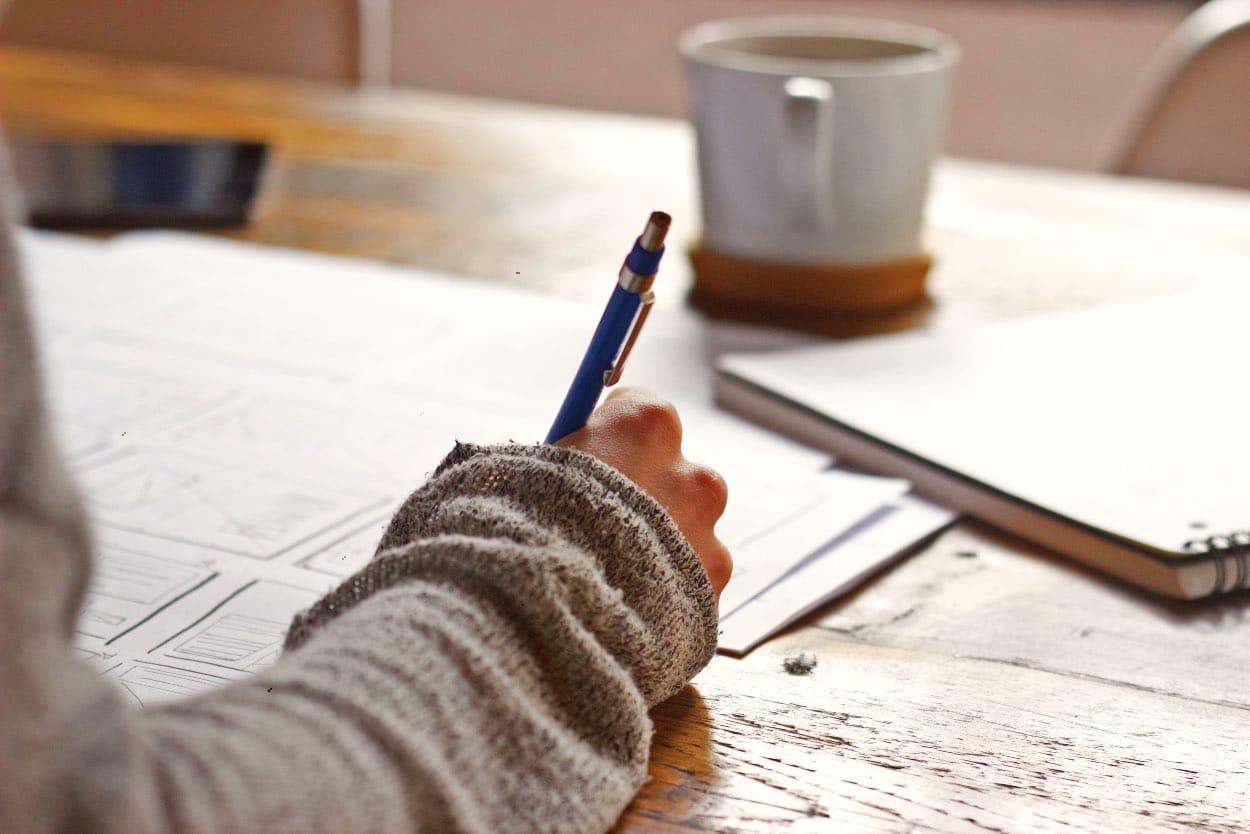 schrijftherapie loskomen van een traumaband