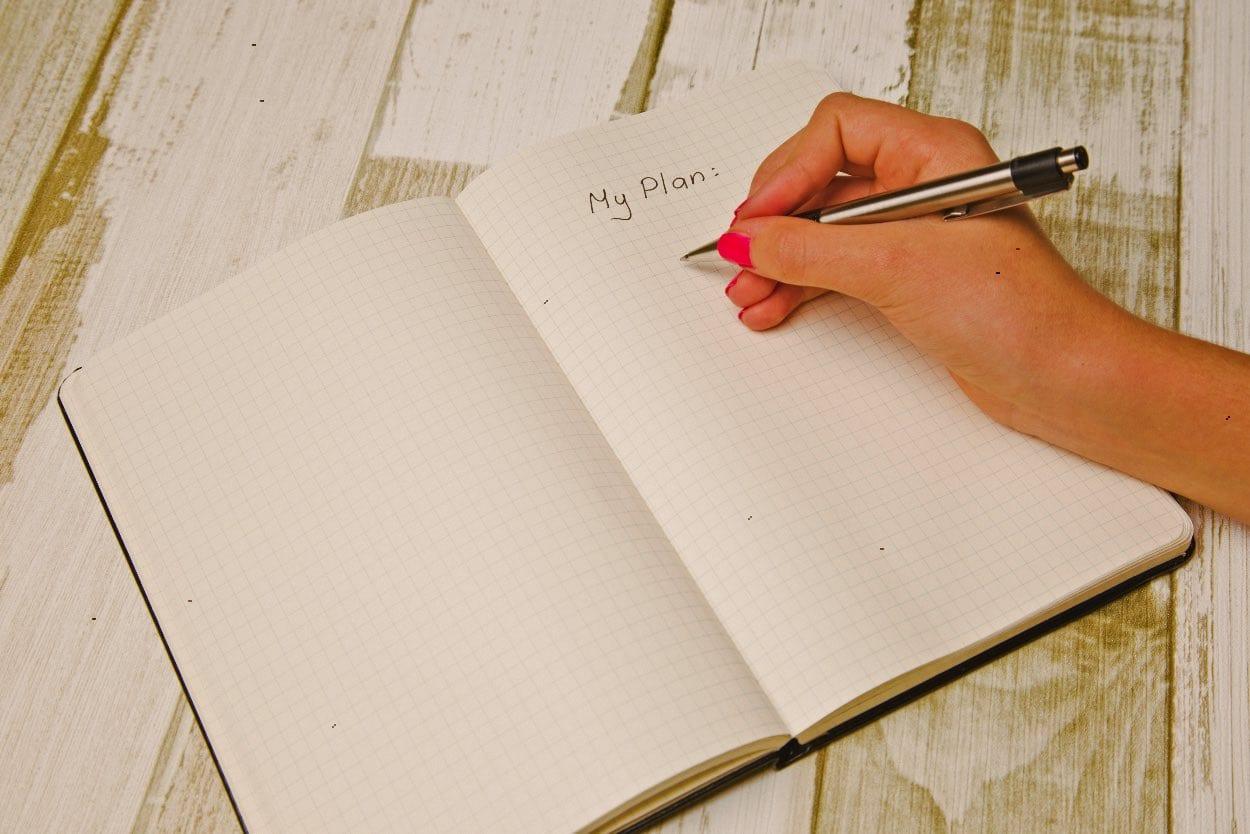 Schrijven helpt bij trauma, rouw en stress